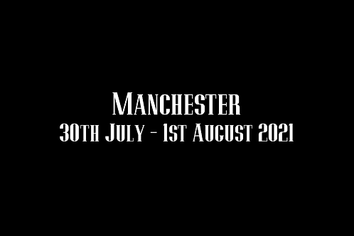 Manchester Special Rate Shoot 30th July - 1st August