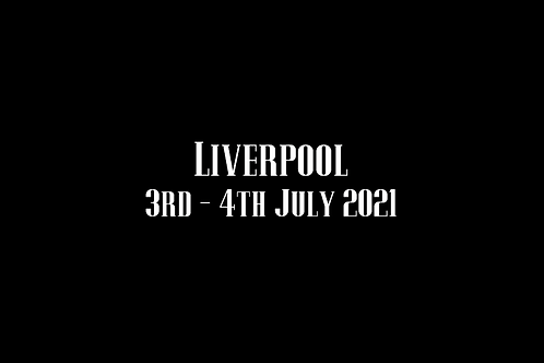 Liverpool Special Rate Shoot 3rd - 4th July 2021