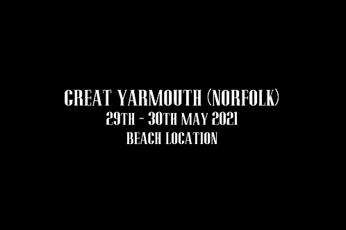 Great Yarmouth (Norfolk) Special Rate Shoot  29th - 30th May 2021