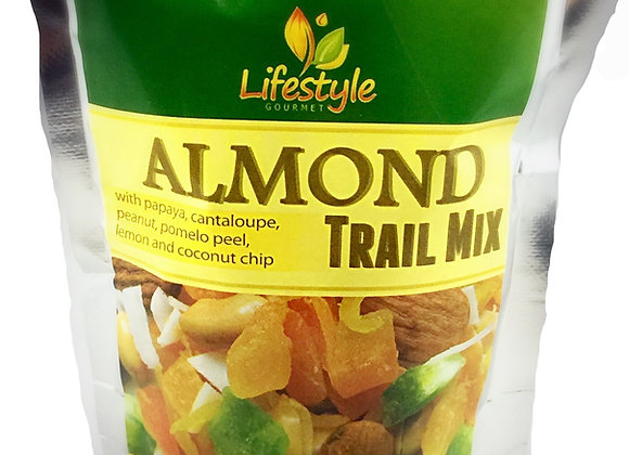 Almond Trail Mix - 2 packs/42.5g = 85g