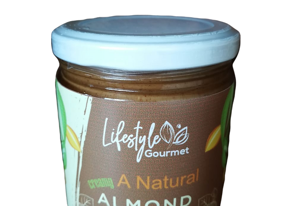 All Natural Almond Butter 240g