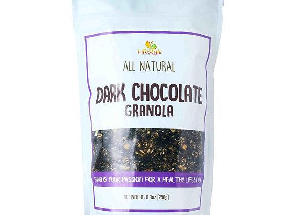 Dark Chocolate Granola 250gm
