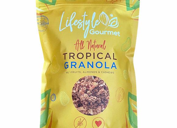 Tropical Fruit Granola 250g