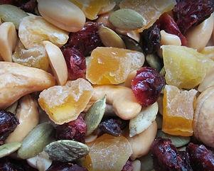 Peanuts, Cashews, Cranberry, Pumpkin Seeds, Dried Apples Trail Mix