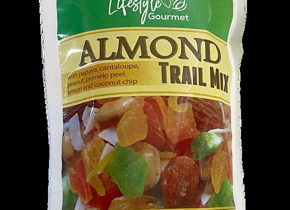 Almond Trail Mix - 170gm