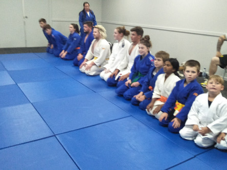 NI-BONCHI JUDO CLUB ON THE MOVE