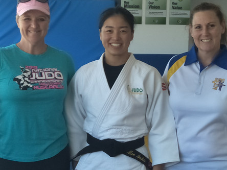 JUDO ACT APPOINTS TEAM OFFICIALS FOR NATIONALS