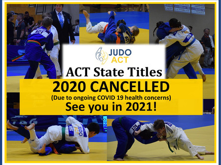 ACT STATE TITLES CANCELLED