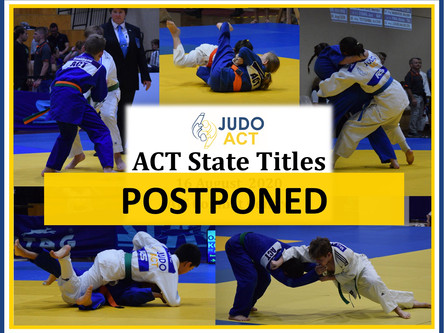 Update - ACT State Titles
