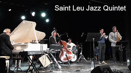 Saint Leu Jazz Quintet