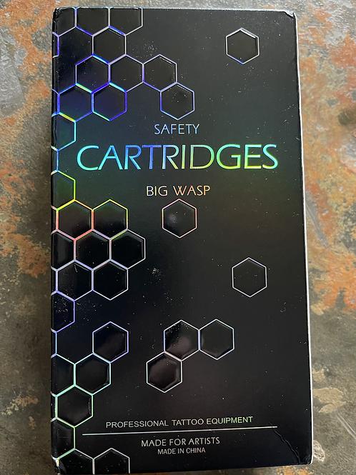 Big wasp cartridges 3 needle
