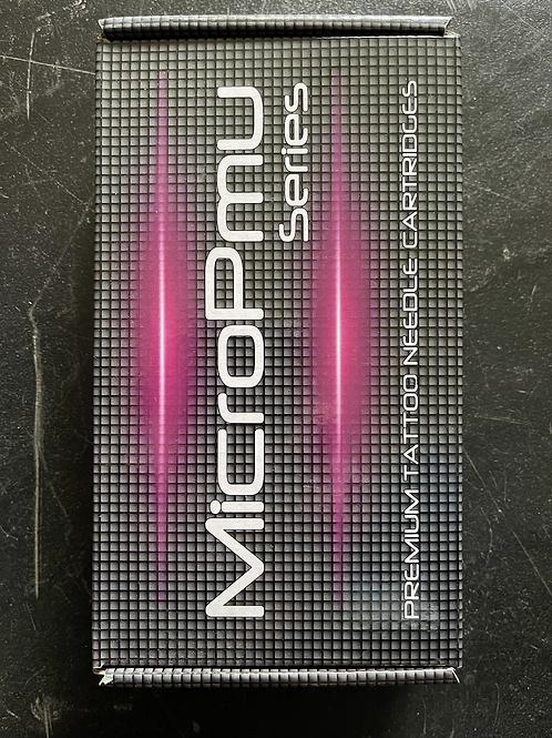 Micropmu acupuncture cartridges 3 needle