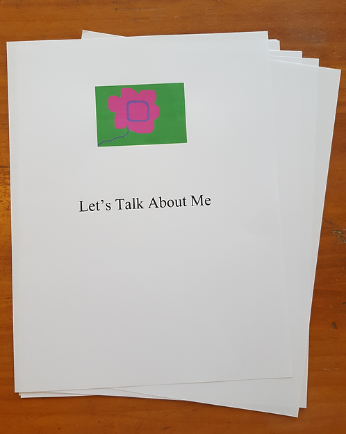 Let's Talk About Me Story Set - ebook