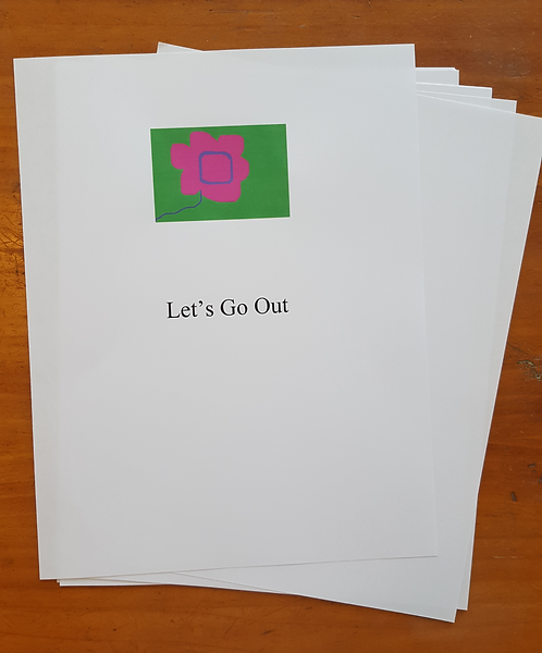 Let's Go Out Story Set - ebook