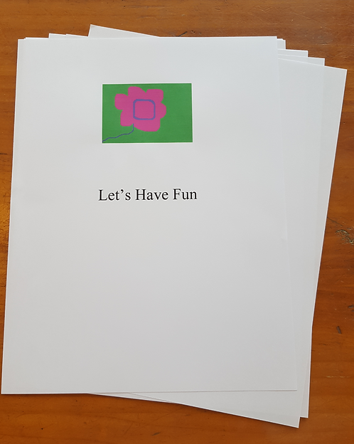 Let's Have Fun Story Set - ebook