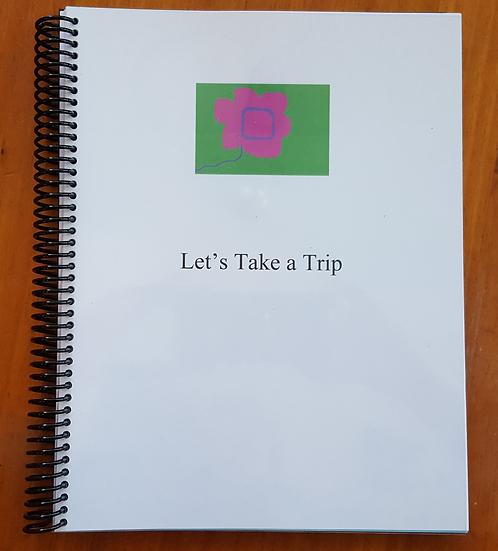 Let's Take a Trip - Book