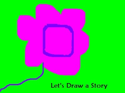 Let's Draw a Story logo