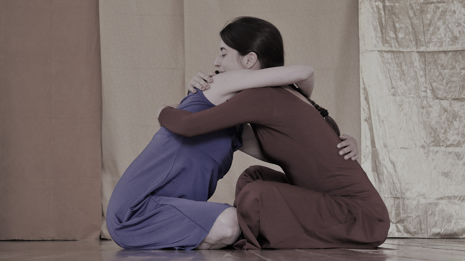 A contemporary dance collaboration with the dancer and coreographer Claudia Semplici