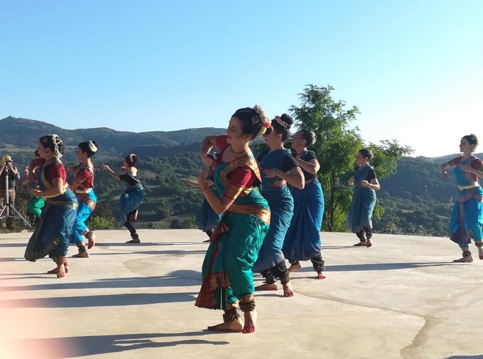 Dancing in Merigar