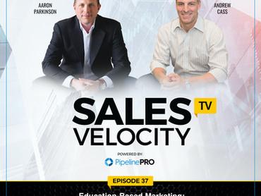 Episode 37 | Education-Based Marketing: The Secret to Next-Level Growth (Recast)