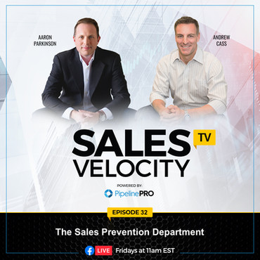 Episode 32   The Sales Prevention Department