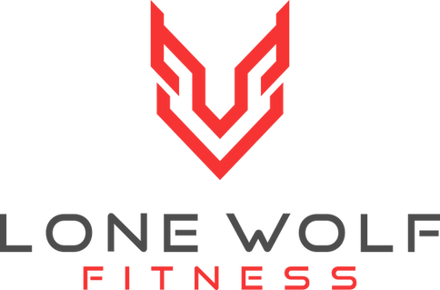lone wolf fitness logo