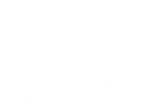 lone wolf fitnss logo