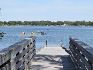 Kayaking Perdido