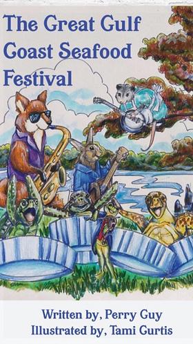 The Great Gulf Coast Seafood festival