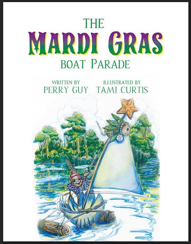THE MARDI GRAS BOAT PARADE