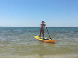 Yolo Yaking Orange Beach