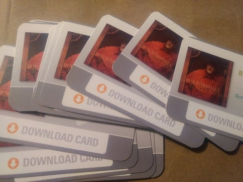 """Screen Door"" Download cards"