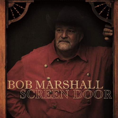 "CD ""Screen Door"""