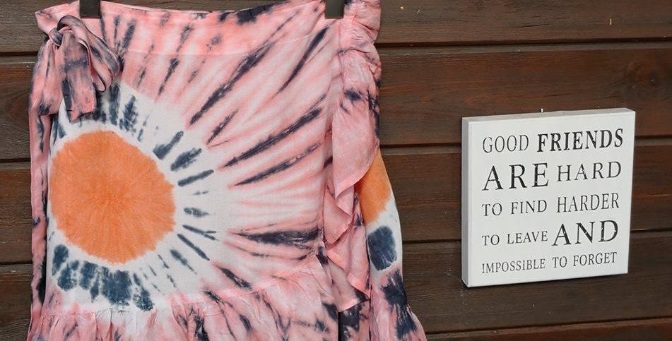 Zavinovací sukně JIMBARAN