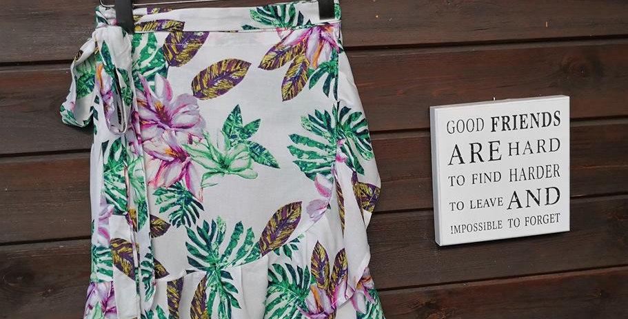 Zavinovací sukně SANUR