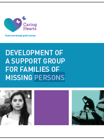 Development of a Support Group for Families of Missing Persons