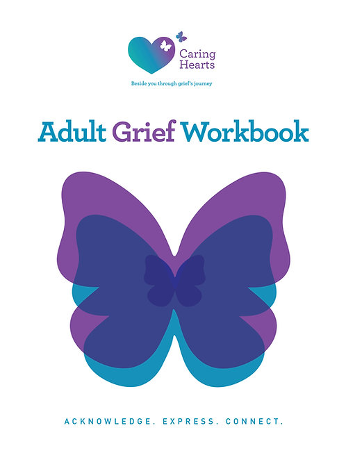 Adult Grief Journal