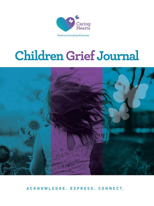Children's Grief Journal
