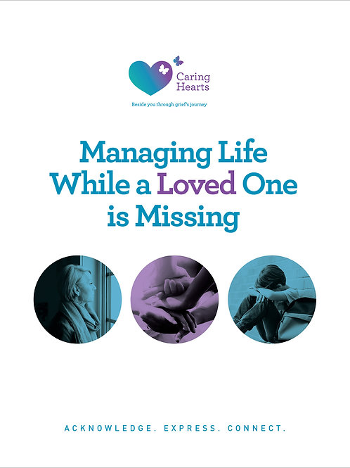Managing Life While a Loved one is Missing