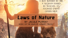 #BookBlast for Laws of Nature, a novel by Jacqui Murray