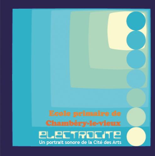 CD - Electrocité - Un portrait sonore de la Cité des Arts