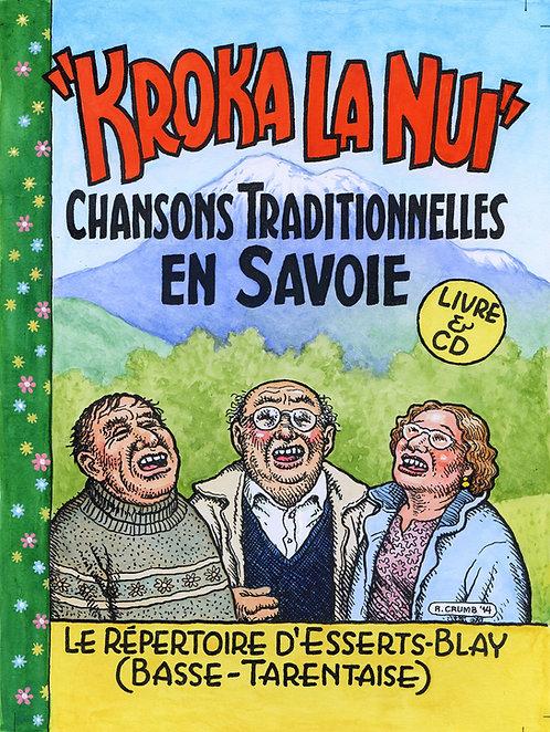 Livre-CD : Kroka la nui