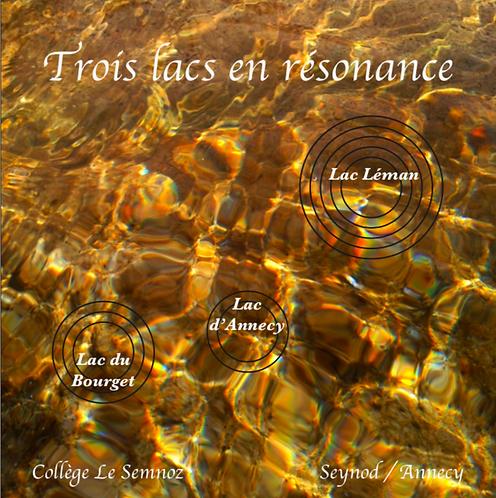 CD - Trois Lacs en Résonance