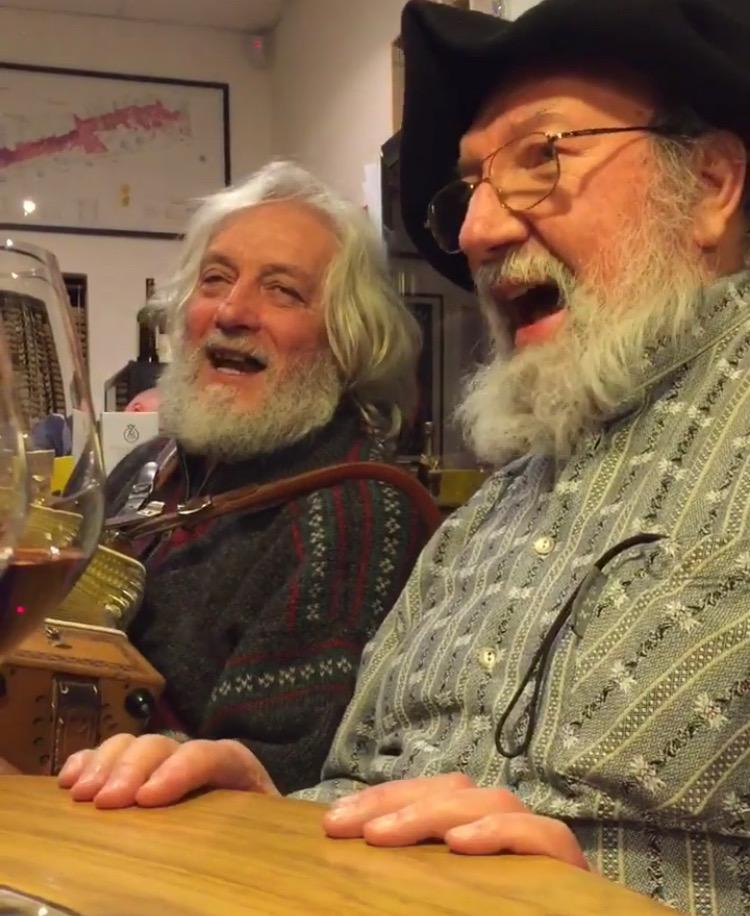 Sandro Boniface et Jean-Marc Jaquier