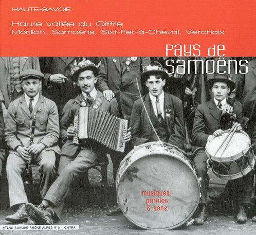 CD - Pays de Samoëns