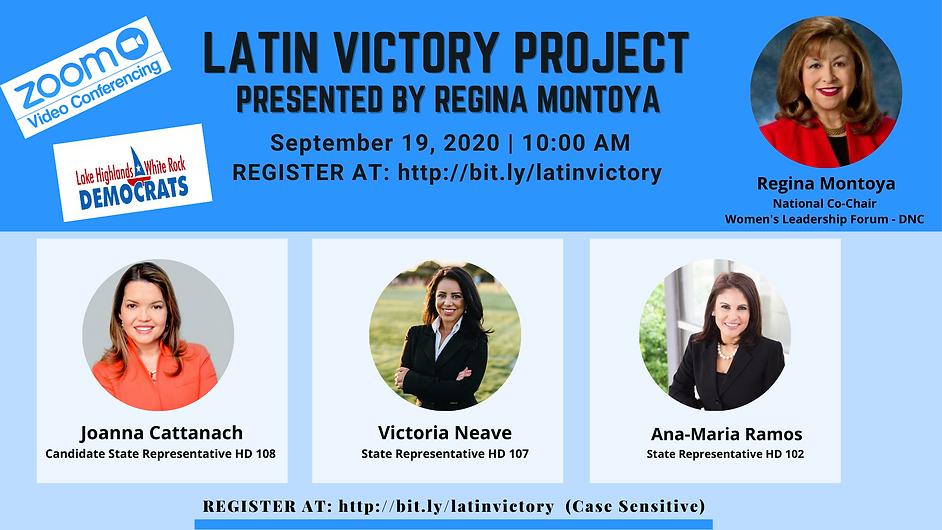September 19  2020 Meeting - Latin Victo