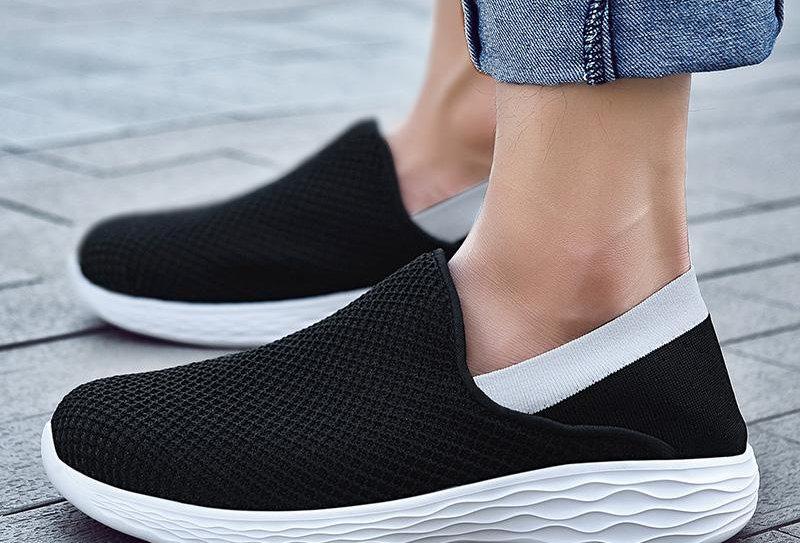 Women's Slip-on Walking Shoes-X2