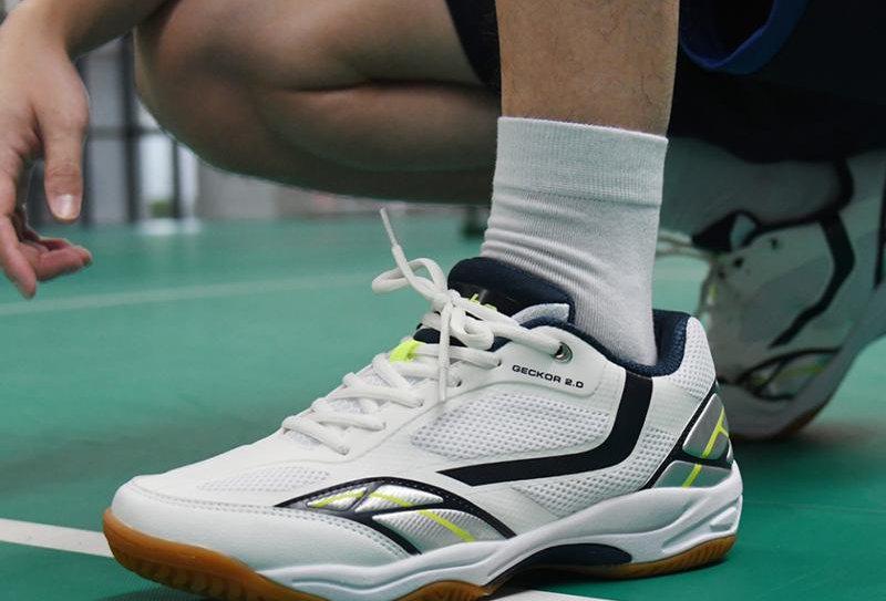 Men's Badminton Shoe Court Tennis Shoe-Jazba