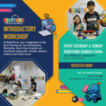 RoboThink Robotics Introductory Workshop
