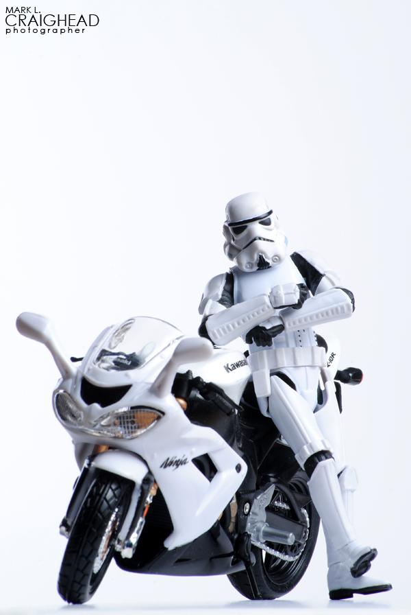 SW - Stormy bike